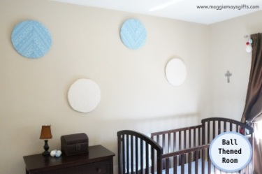ball themed room