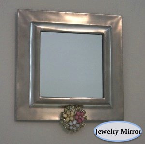 jeweled mirror