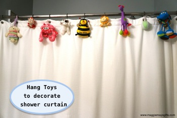 toy shower