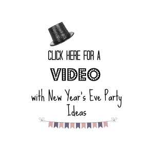 video of New Year's Eve Party Ideas