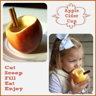 Fall Apple Cup