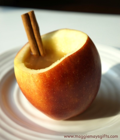fall apple cider cup