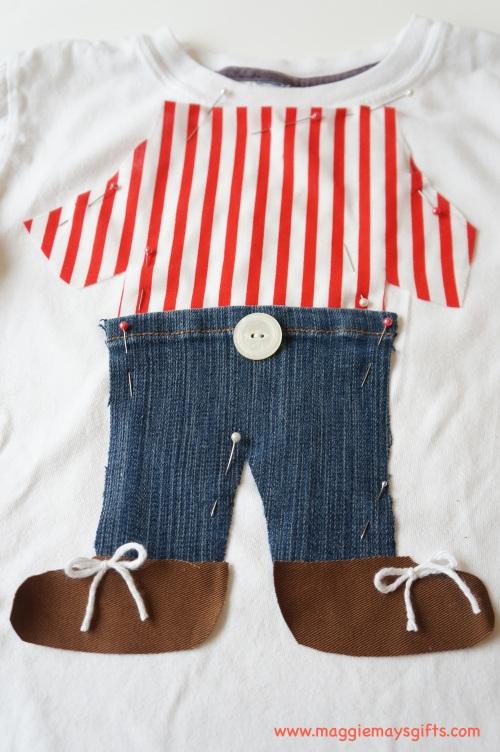 kids shirt maggie may's