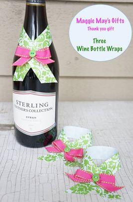 wine wrap