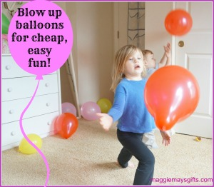balloon fun collage