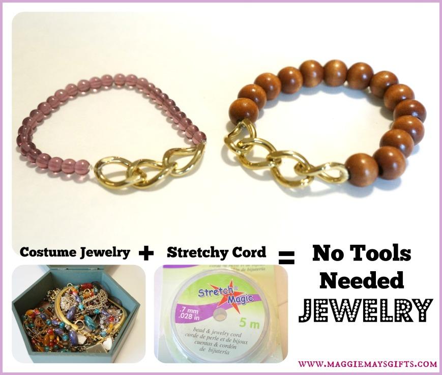 No tools needed jewelry
