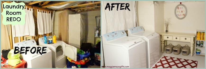 maggie may's laundry room redo