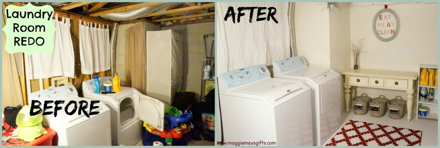 maggie may's laundry room redo