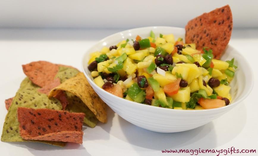 Fresh Mango Salsa