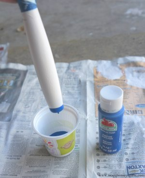 dip-in-blue-paint-