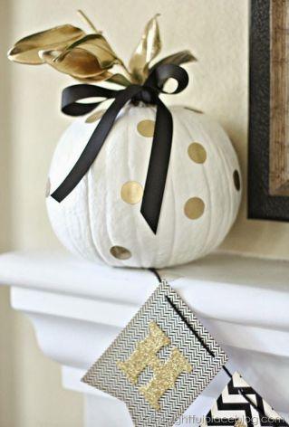 polka pumpkin maggie may's fall roundup