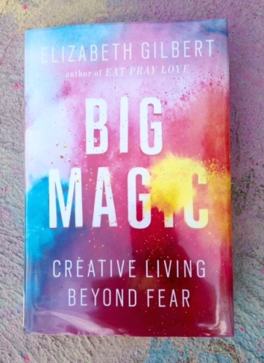 Big Magic-Elizabeth Gilbert