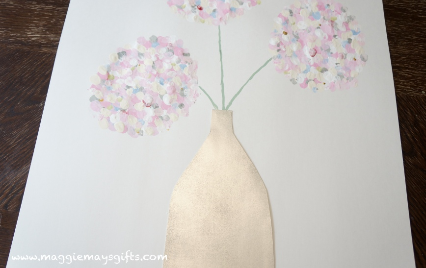 Fingerpainting for adults-Make wall art-Maggie May's Gifts